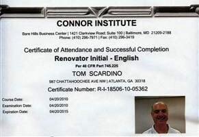 Renovatior Initial course through the Connor Institute